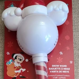 Disney Snow Wand